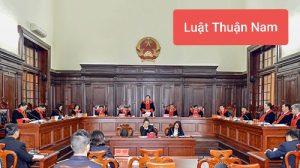 Tòa án nhân dân tối cao giải đáp vướng mắc liên quan đến lĩnh vực Hành chính
